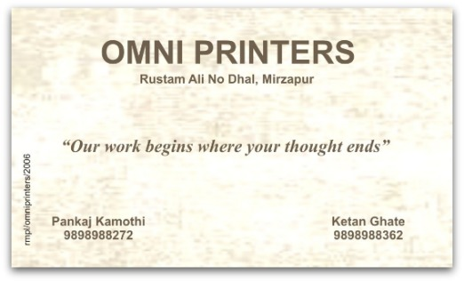 Omni Printers